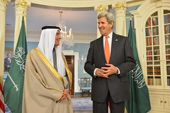 Secretary Kerry Meets With Saudi Foreign Minister Adel al-Jubeir