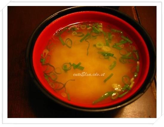 三味食堂-不用錢的味噌湯