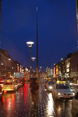Rainy Night in Dublin photo by Philip Campbell