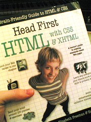 Brain friendly html book