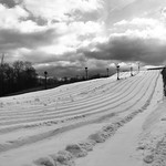 Clouds this morning but sunny skies now! Tubing opens at 4pm! #snowtubing #tgif #paolipeaks
