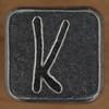 shain letter K