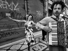 Street music photo by Rui Palha