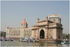 泰姬瑪哈飯店與印度門