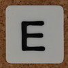 MINI MIND MOVER-3 letter E