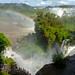 Chutes d'Iguazu - Circuit supérieur