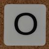 MINI MIND MOVER-3 letter O