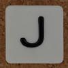 MINI MIND MOVER-3 letter J