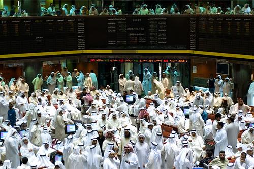 Kuwait Stock Exchange: Information Abundance Around Us