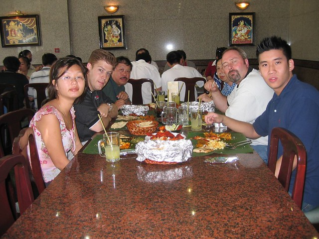 Singapore - Lunch with Veritas | Flickr - Photo Sharing!