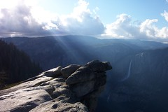 Sun on Yosemite