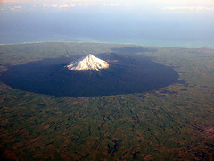 Mount Taranaki photo by Mollivan Jon