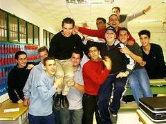 alumnos del curso 2002/03