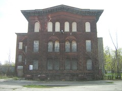 Buffalo's Old Orphan Home