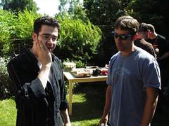 Chris and Mark