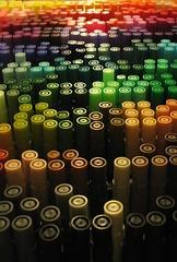 Rainbow Pens