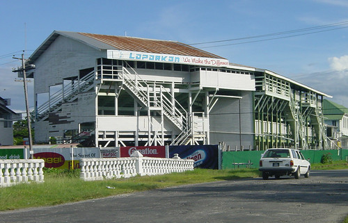 Bourda Cricket Ground, Georgetown, Guyana