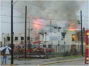 2 Alarm Camden NJ