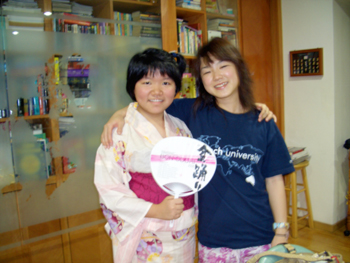 Maiko and My Little Sister