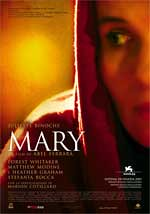 Mary di Abel Ferrara - locandina del film