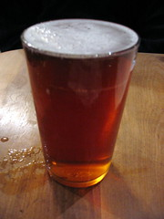 A lovely pint