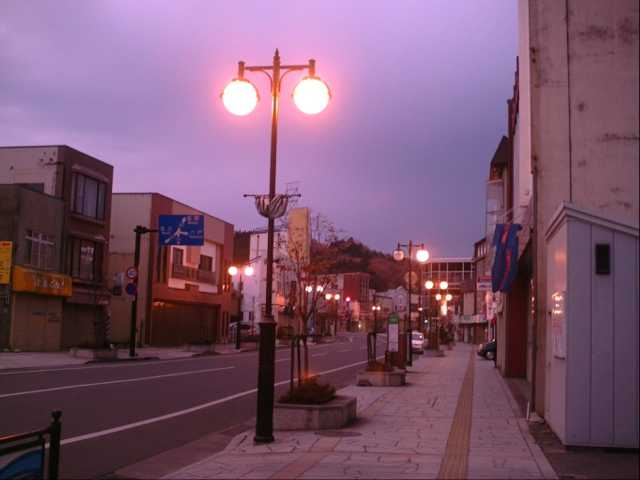 kuji station square051203