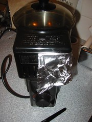 IMEX CR-100 Coffee Roaster. (high tech mod)