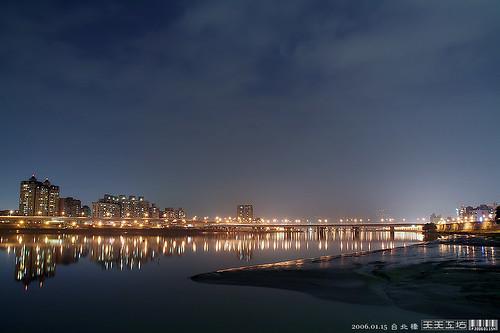 大稻埕‧台北橋