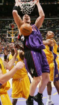Bosh dunk