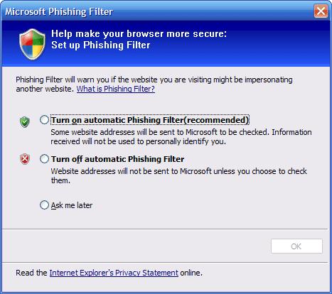 05 - Phishing Filter