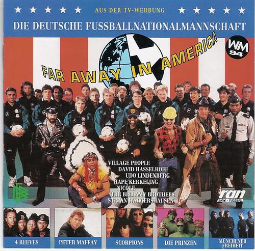 Village People und die deutsche Nationalmannschaft