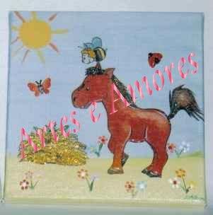 Tela Cavalo