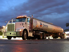 Chevron Tanker photo by So Cal Metro