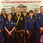 Master Tipson's Technical Instructor Workshop January 2016