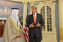 Secretary Kerry Delivers Remarks With Saudi Foreign Minister Adel al-Jubeir