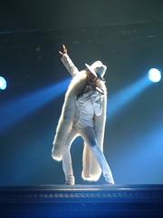 Christina Aguilera Back Basic Tour photo by moesi