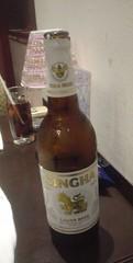 42.泰國產的SINGHA啤酒