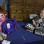 The earliest she's been up on a school morning<br/>19 Jan 2016