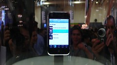 iPhone @ Macworld Expo