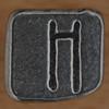 shain letter H