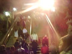 成田山の階段
