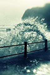 Splashbaby - Extreme Lensbaby action!
