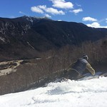 Another legendary spring skiing day at Cannon 3/16/16