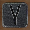 shain letter Y