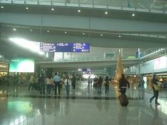 06.香港赤臘角機場出境大廳