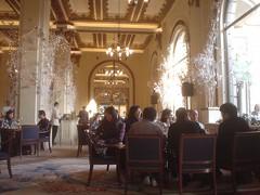 44.半島酒店的下午茶