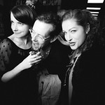 Kate Fry (Actor), Rob Lindley and Megan Murphy at Opening Night of MARJORIE PRIME. Photo by Joe Mazza, brave lux.