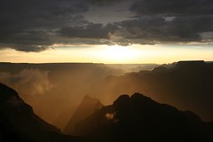 Grand Canyon after the storm photo by tony.eckersley
