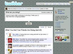 twitter productivity tool