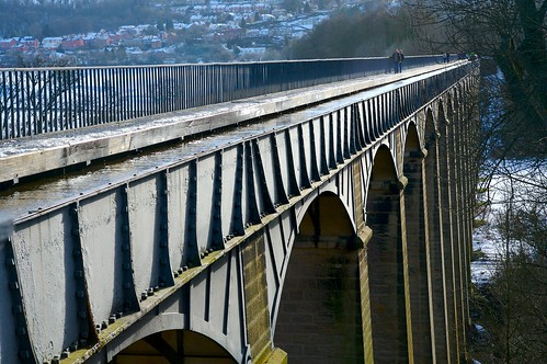 Pontcysyllte aqueduct -